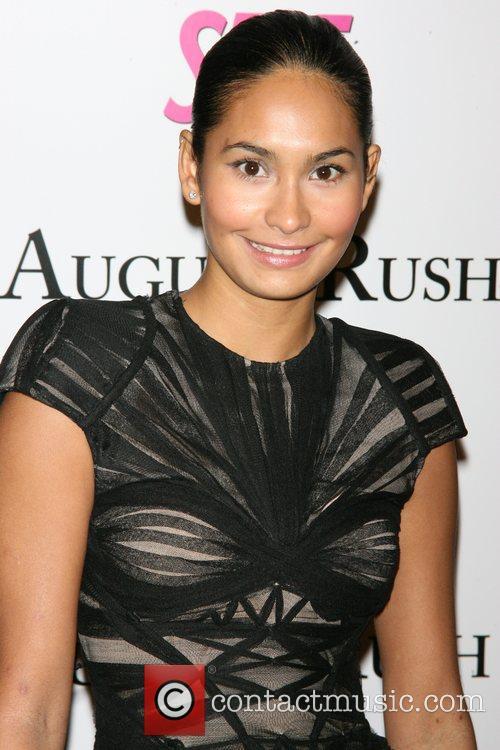 Reena Hammer The movie premiere of 'August Rush'...