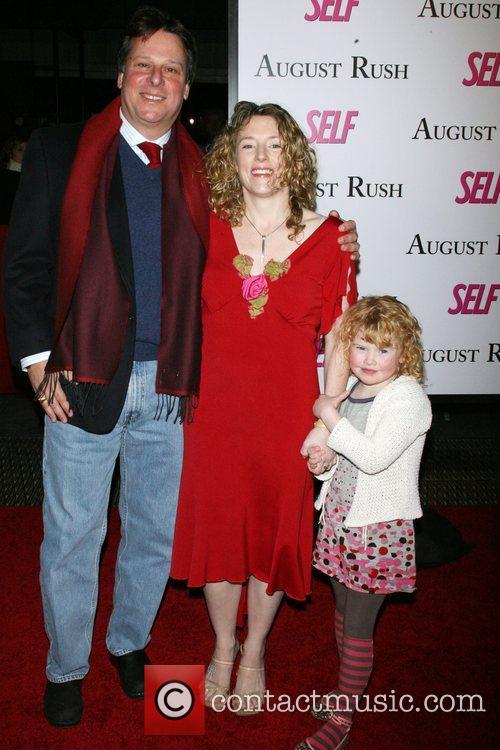 Richard Lewis, Kirsten Sheridan, Layla Sherdian The movie...