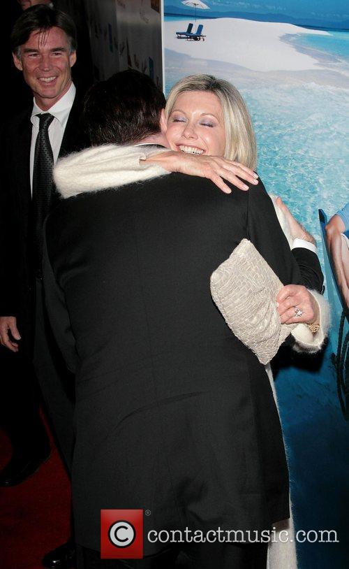 Olivia Newton-john and John Travolta 5