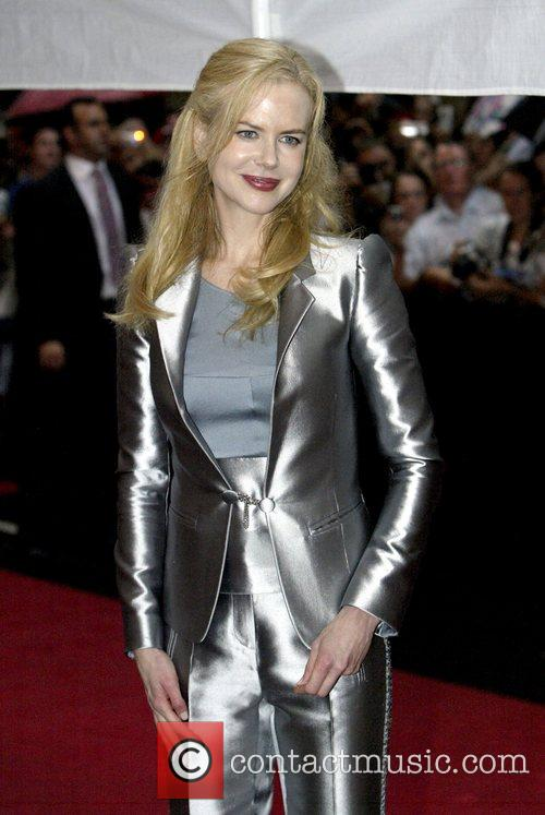 Nicole Kidman The Australian premiere of 'The Golden...
