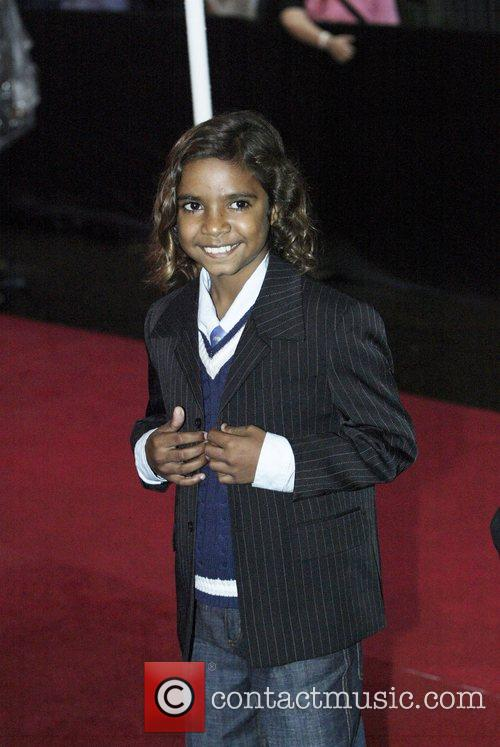 Guest The Australian premiere of 'The Golden Compass'...