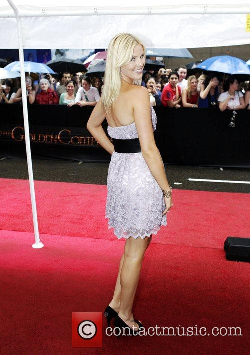 Jaime Wright The Australian premiere of 'The Golden...