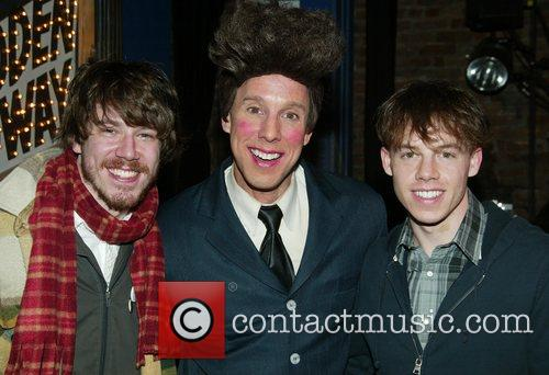 John Gallagher Jr. and John Gallagher 4