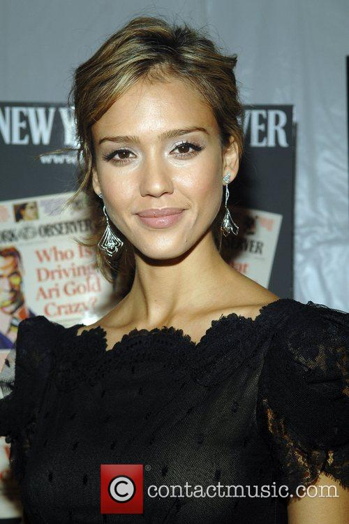 Jessica Alba  Premiere of 'Awake' held at...