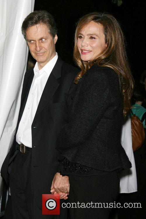 Lasse Hallstrom and Lena Olin 3