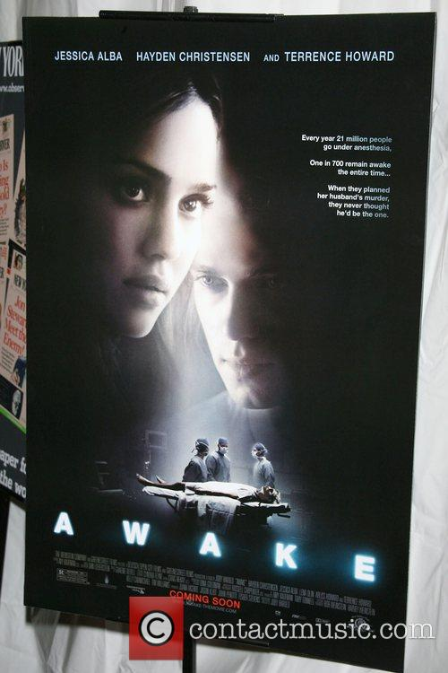 Poster Premiere of 'Awake' held at the Chelsea...