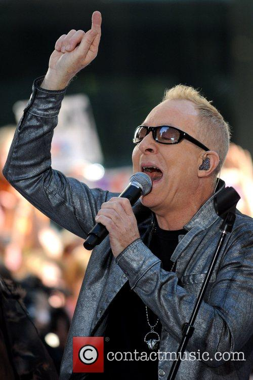 Fred Schneider The B-52's perform live for the...