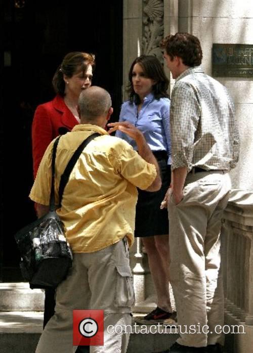 Tina Fey and Sigourney Weaver on the film...