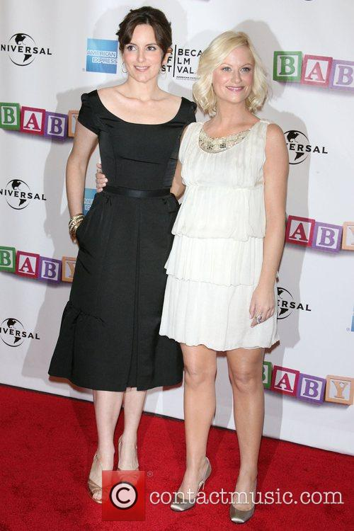 Tina Fey and Amy Poehler 9