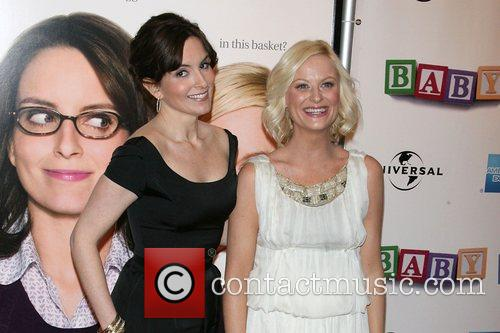 Tina Fey and Amy Poehler 10