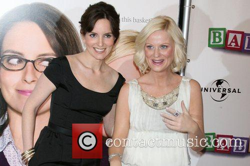 Tina Fey and Amy Poehler 5