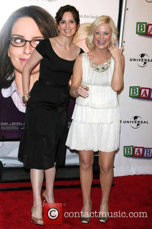 Tina Fey and Amy Poehler 7