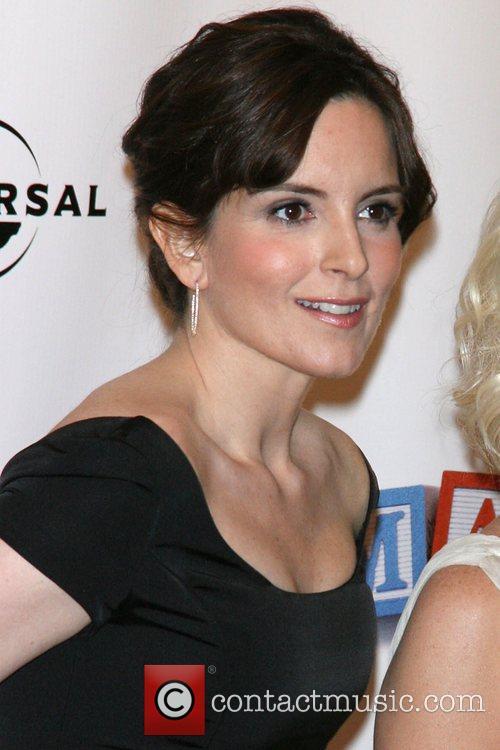 Tina Fey, Tribeca Film Festival, Ziegfeld Theatre