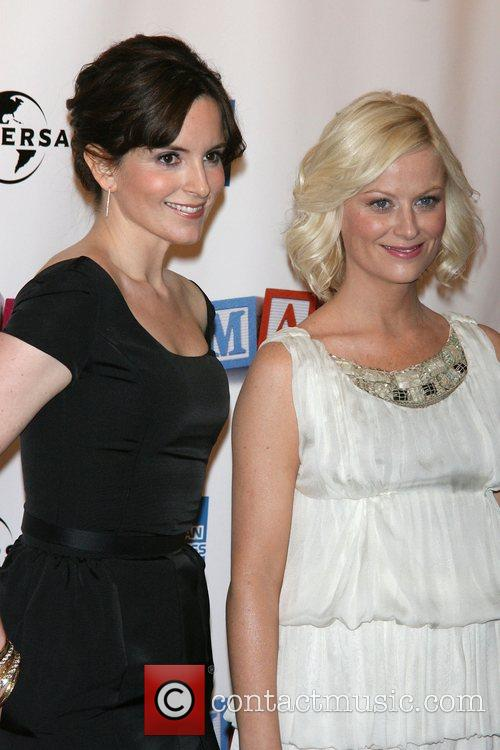 Tina Fey and Amy Poehler 6