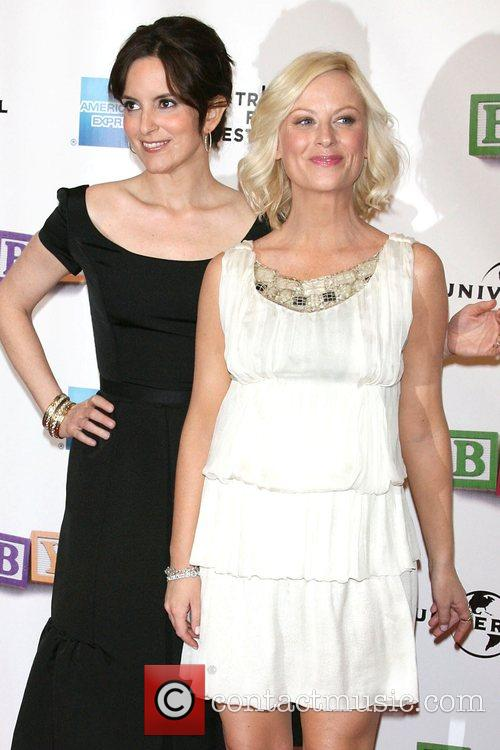 Tina Fey and Amy Poehler 8