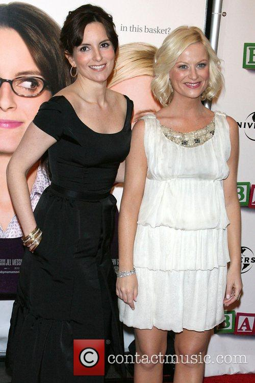 Tina Fey and Amy Poehler 2