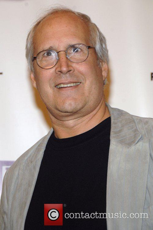 Chevy Chase 2008 Tribeca Film Festival Opening Night...