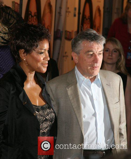 Grace Hightower and Robert De Niro 1