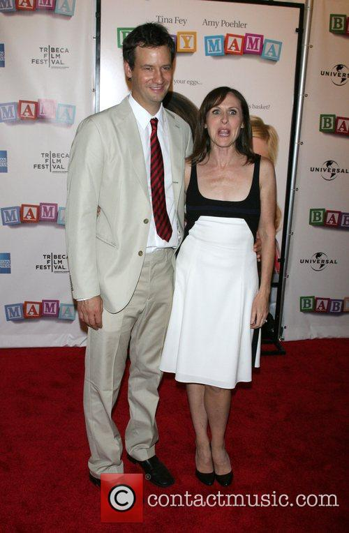 Molly Shannon and Guest 2008 Tribeca Film Festival...