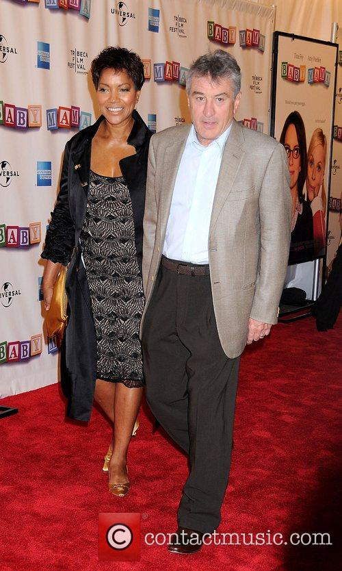 Grace Hightower and Robert De Nero 5