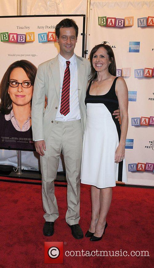 Molly Shannon and Husband Fritz Chesnut 5