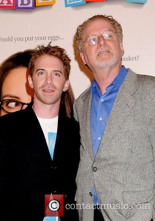Seth green and his father Herb 2008 Tribeca...