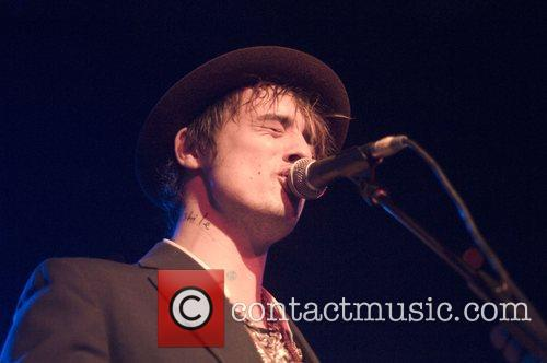 Babyshambles perform live at the Glasgow Barrowlands