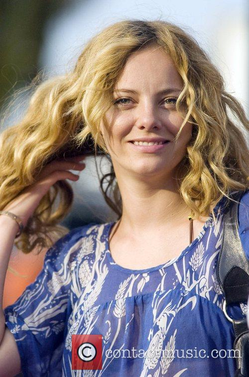 Bijou Phillips Bacardi B-Live Miami Concert at Bayfront...