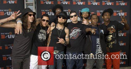 Cisco Adler, DJ Skribble, Dave Navarro, Questlove, DJ...
