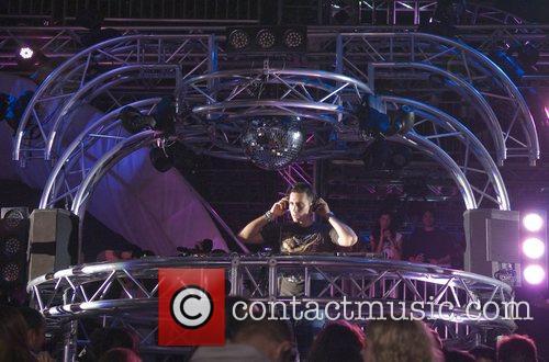 Bacardi B-Live Miami Concert at Bayfront Park -...