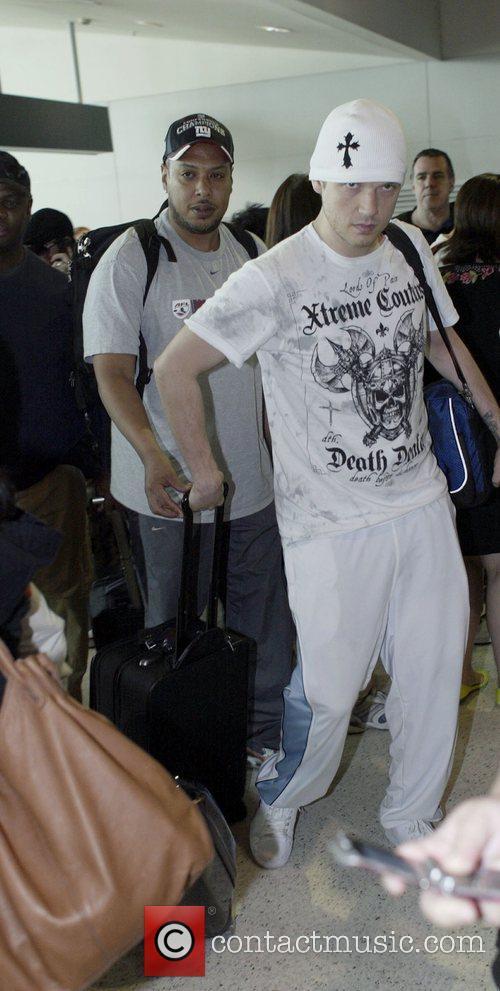 Nick Carter and Backstreet Boys 5