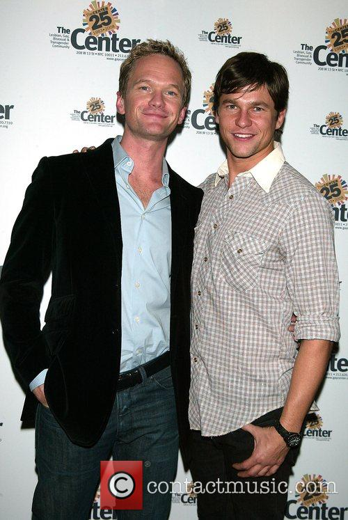 Neil Patrick Harris, David Burtka Participating In Broadway Backwards 3, A Benefit For The Lesbian, Gay, Bisexual, Transgender (lgbt) Community Center In New York City and Held At The American Airlines Theatre. 7