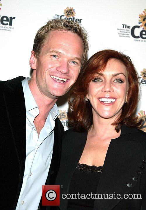 Neil Patrick Harris, Andrea Mcardle Participating In Broadway Backwards 3, A Benefit For The Lesbian, Gay, Bisexual, Transgender (lgbt) Community Center In New York City and Held At The American Airlines Theatre. 2