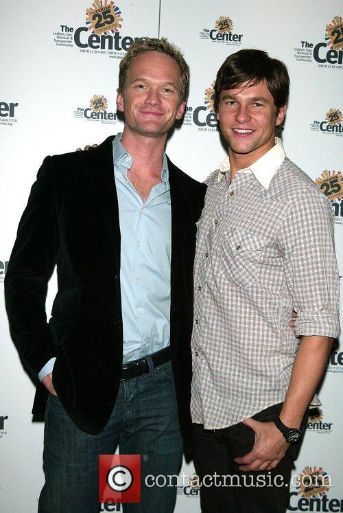 Neil Patrick Harris, David Burtka Participating In Broadway Backwards 3, A Benefit For The Lesbian, Gay, Bisexual, Transgender (lgbt) Community Center In New York City and Held At The American Airlines Theatre. 4