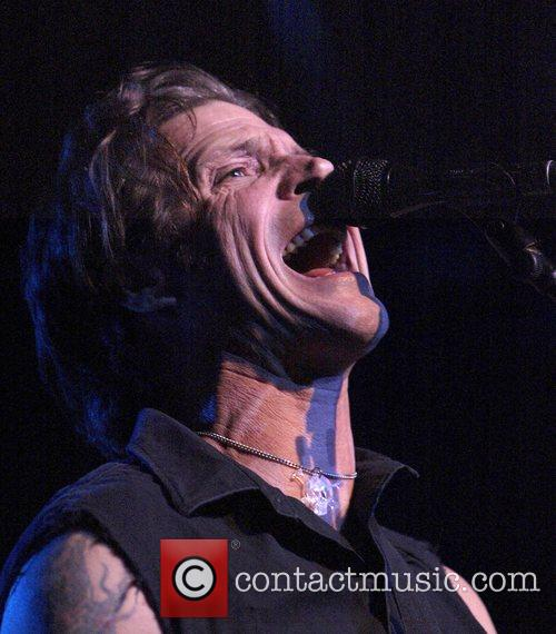 Jay Bentley Bad Religion performing live at the...