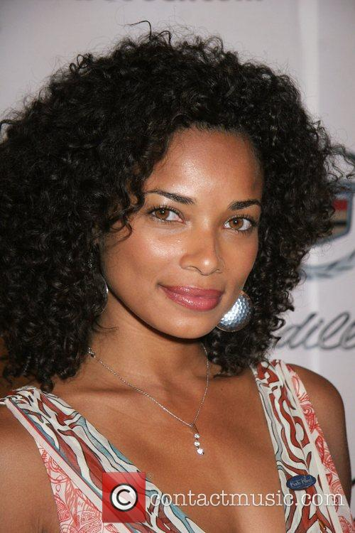 Rochelle Aytes, Caesars Palace, Chris Webber Foundation's Bada Bling Celebrity Event