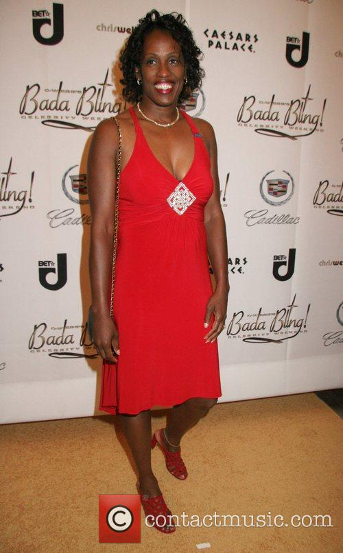 Jackie Joyner-Kersee, Caesars Palace, Chris Webber Foundation's Bada Bling Celebrity Event