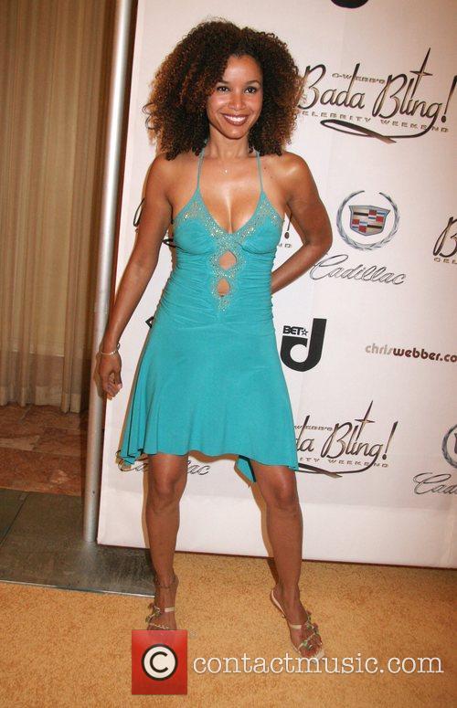 Mari Morrow, Caesars Palace, Chris Webber Foundation's Bada Bling Celebrity Event