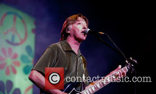 Badfinger performing live at Hippiefest 2007 held at...