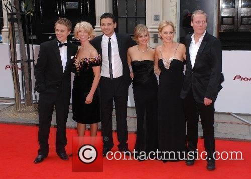 Coronation Street cast 2007 British Academy Television Awards...