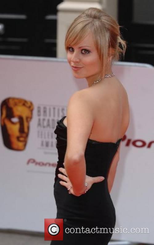 Tina O'Brien 2007 British Academy Television Awards -...