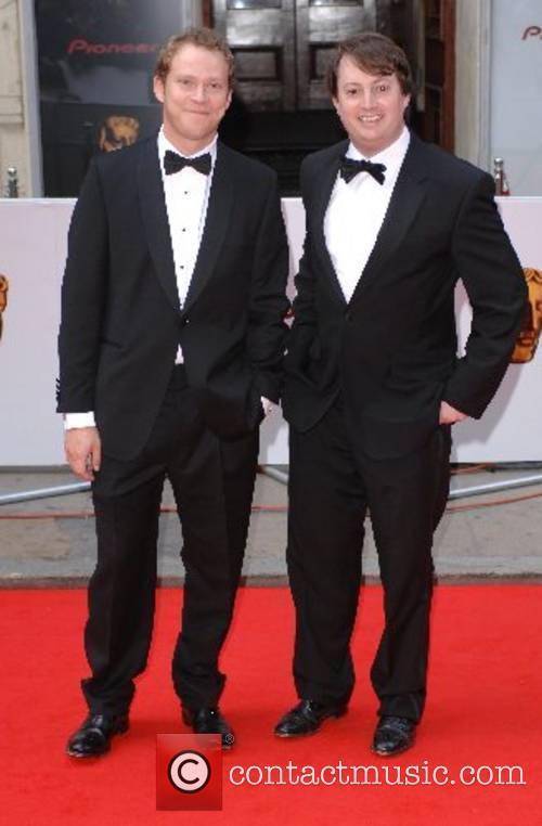 David Mitchell and Robert Webb 2007 British Academy...