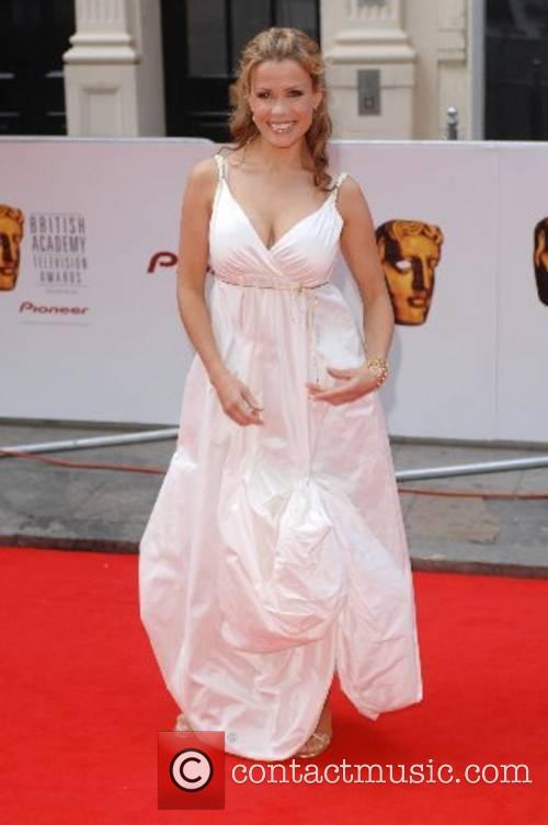 Melinda Messenger 2007 British Academy Television Awards -...