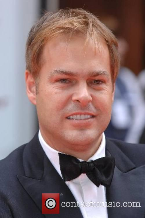 Peter Jones 2007 British Academy Television Awards -...