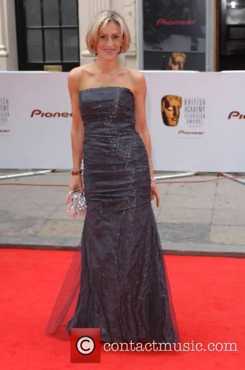Emily Maitlis 2007 British Academy Television Awards -...
