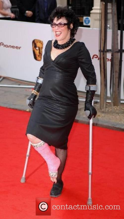 Ruby Wax 2007 British Academy Television Awards -...