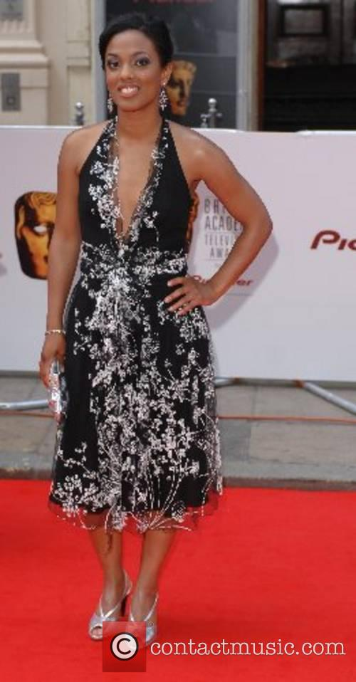 Freema Agyeman 2007 British Academy Television Awards -...