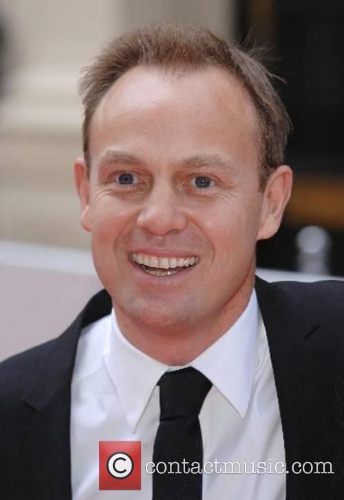Jason Donovan 2007 British Academy Television Awards -...