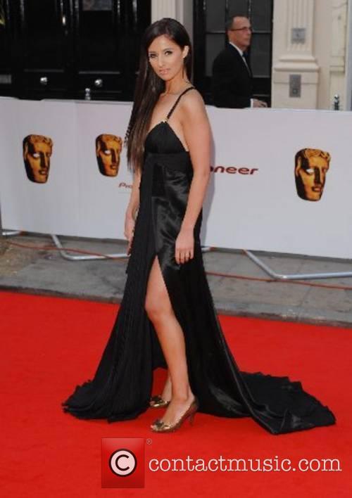Chantelle Houghton 2007 British Academy Television Awards -...