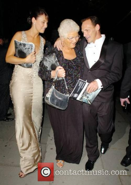 Emma Barton, Pam St Clement and Perry Fenwick...